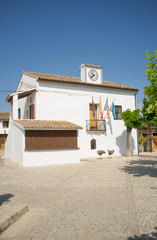 Guadalest town hall