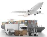 International goods transport - 66942344