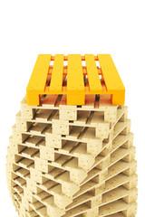 Pile of Pallets Concept