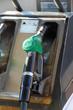 gas pump into a distributor of automotive fuel