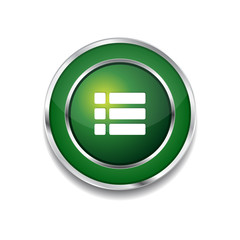 Options Circular Vector Green Web Icon Button