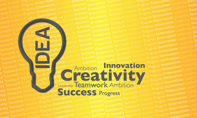 Creativity, Innovation,Idea
