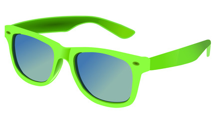Vector version of simple green glasses