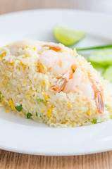Fried thai rice
