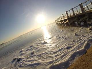 Winter on the Great South Bay