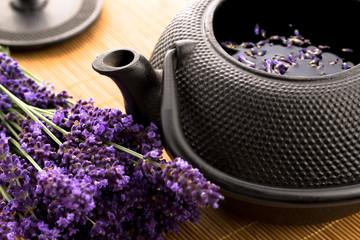 Lavender tea