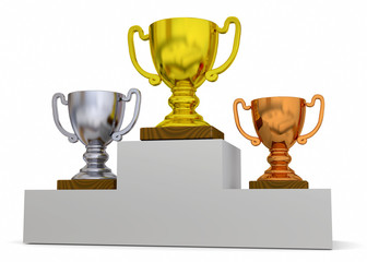 Classification Cup - 3D