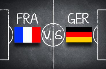 FRA vs. GER