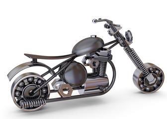 Craftmade Motorbike -3D