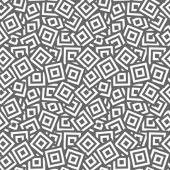 Rectangles texture. Seamless geometric pattern. Vector art.