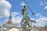 Fountain of Neptune -Poznan, Poland