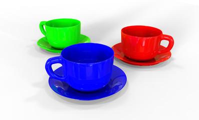 RGB cups