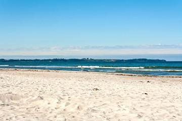 Schaabe beach, between Juliusruh and Glowe, towards Putgarten