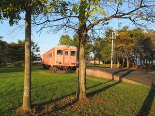 標津線の保存鉄道