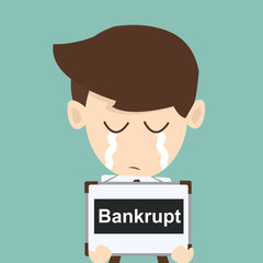 Businessman Bankrupt