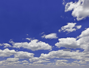 Cloudscape With Some Wonderful Scenic Clouds