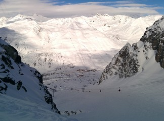 Tonale ski resort