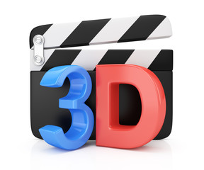 3D movie symbol