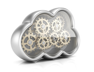 Cloud computing with gears