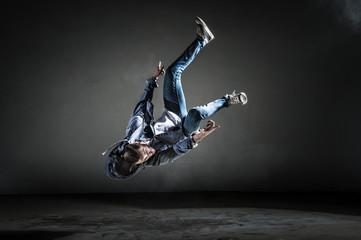 Street dance - danseur