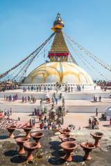 Budhanath Temple in Kathmandu