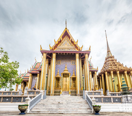 The Temple of emerald Buddha