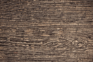 Background or Texture  of Surface brown wood