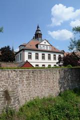 Stadtmauer in Büdingen