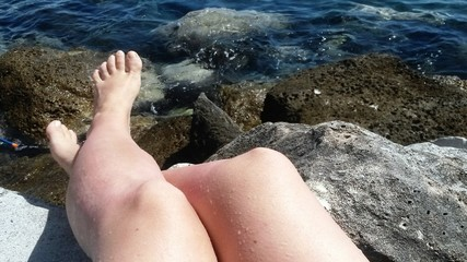Relax to the sea