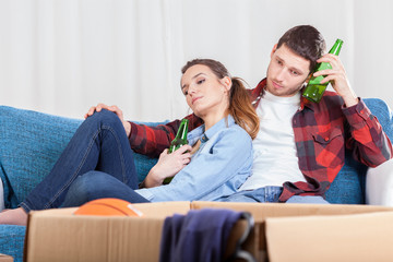 Marriage tired of removal
