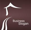 logo immobilier design