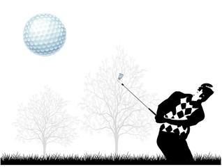 Golf sahnesi