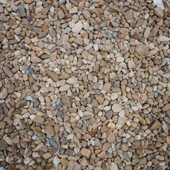 Brown Pebbles as a background image
