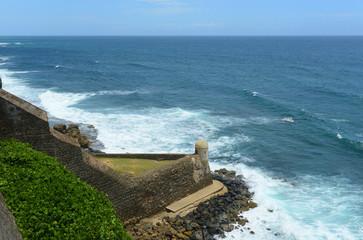 Castillo de San Cristóbal Devil's Sentry Box, San Juan
