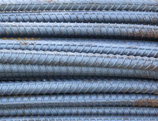 Reinforced steel iron rod