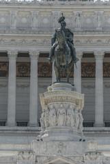 statua piazza venezia