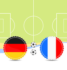Fußball Deutschland Frankreich