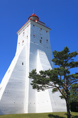 Kopu lighthouse, Hiuma island, Estonia