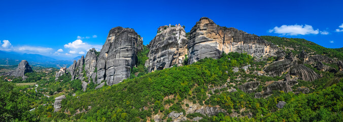 Monasteries of Meteora, Greece landmark