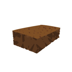 brownie illustration
