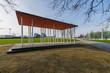 modern pavilion