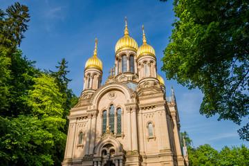 Wiesbaden, Russische Kirche