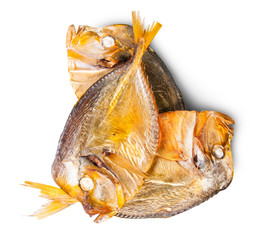 Three Smoked Moonfish