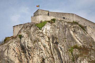 Citadel in Dinant. Belgique