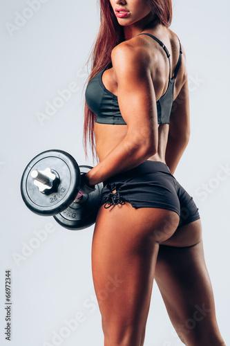 fitness woman - 66972344