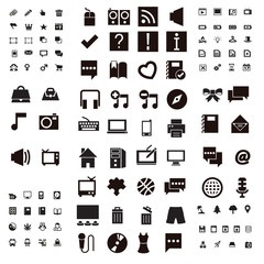 WebIcons mega set