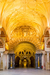 Cordoba Great Mosque Cathedral