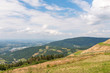Mountain range of Little Beskids