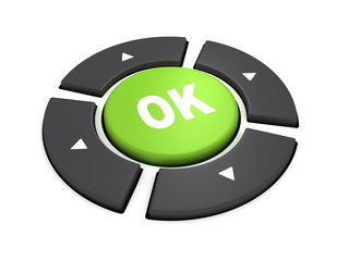 Ok Control button