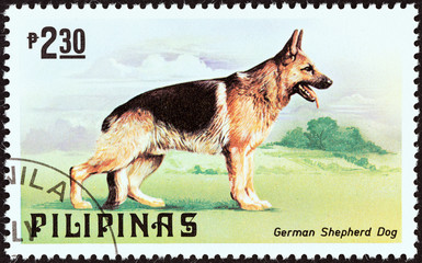 German Shepherd (Philippines 1979)